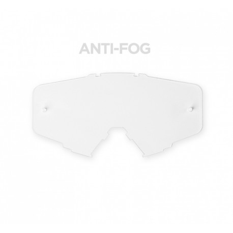 ECRAN PITCHA SAVAGE ANTI-FOG LENS PINS CLEAR