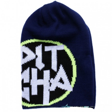 PITCHA LEO BEANIE NAVY BLUE