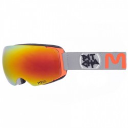 PITCHA MAGNO GREY/ORANGE/RED MIRORRED