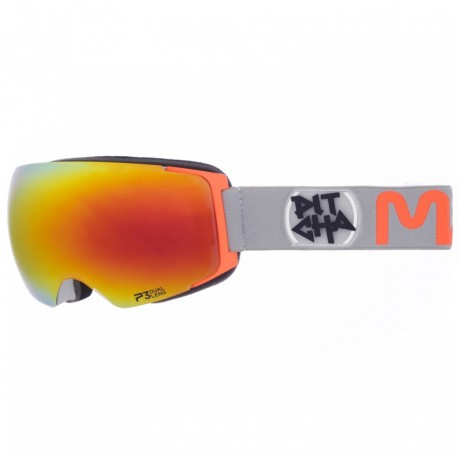 PITCHA MAGNO WHITE/SKY/BLUE MIRORRED